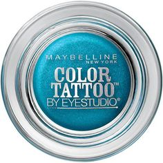 Maybelline Eye Studio Color Tattoo, 24 Hour Eyeshadow - Walmart.com