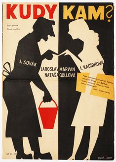 Movie Poster - Whence and Where to?, Unknown Poster Artist, 1956
