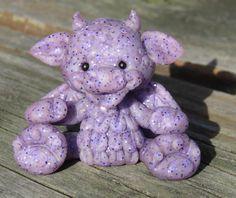 Purple shimmer Dragon