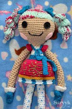 Monster High crochet on Pinterest Monster High, Crochet ...