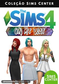 The Sims 4 On My Way - Sims Center