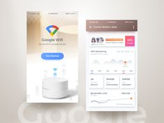 Google Wifi App by Rify ✈
