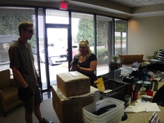 #DayofFirsts #FirstDelivery from @UPS - We Love LOGISTICS!