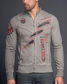 Affliction jacket