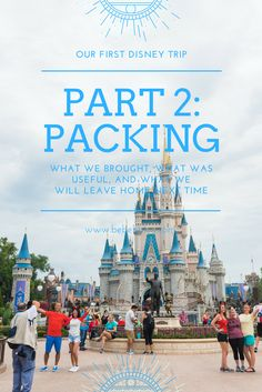 Our First Disney Trip: Stuff to Pack for Disney World Packing List For Disney, Disney Trips, Bring It On, Louvre, World, Travel, The World, Voyage, Viajes