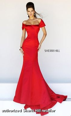 Sherri Hill Dress 21221 Pageant, Prom