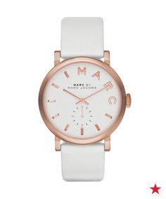 A chic watch from Marc by Marc Jacobs is a gift any grad would be glad to have.