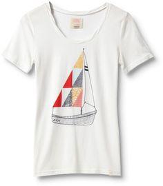 Sail Crew Tee $19.60 thestylecure.com