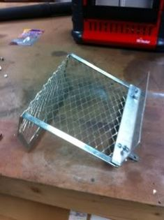 Mr Buddy Heater Grill Conversion With Pictures Ice