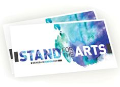 """Show your support for Bring Back Ovation by filling up the form on their site and they willl send you a free sticker, """"I Stand for the Arts"""" Free Deals, Free Stickers, Free Things, Stand By Me, Free Samples, Coupons, My Love, Free Stuff, Mailing Address"""