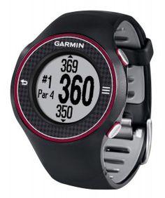 Kiwamo Garmin Approach S3 GPS Golf Watch http://windsorsportsgroup.com/c/132/garmin#.Uh6Aq39dBvk