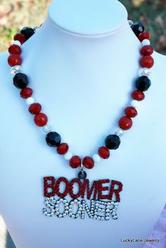 OU neckless=tad blingy for me...but I can see this on others.