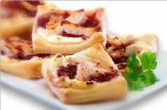 Chicken and cranberry bites - 50 quick and easy canapes