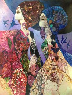 Zelinska Olga, Pleiades #zelinska-olga #art