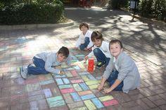 Okul Bahçemiz