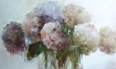 Hydrangeas - Nicole Pletts Fine Art