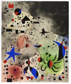 L-Oiseau-migrateur-Joan-MiróYou can find Joan miro and more on our website.L-Oiseau-migrateur-Joan-Miró Art Institutes, Miro Paintings, Kandinsky, Surreal Art, Abstract Painting, Painting, Art, Art Institute Of Chicago, Abstract