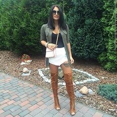 @em_caro20 #kozaki #kozakizakolano #boots #heels #legs #fit #body #brunette #girl #polishgirl #instagirl #look #style #fashion #like #l4l #spam #shoes #summer #cool #love #kiss #smile #model #beauty #sexy #hot #tattoo #tattoogirl #picoftheday