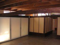 Schindler House, Front Door Design, Divider, Doors, Architecture, Furniture, Home Decor, Houses, Arquitetura