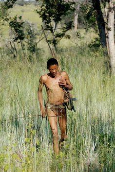 The Khoisan Once Were Kings Of The Planet. What Happened? : Goats and Soda : NPR