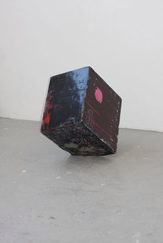 "Thomas Øvlisen, ""Repeat Repeat Feeling Falling"", 2014"