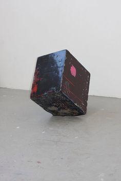 "Thomas Øvlisen, ""Repeat Repeat Feeling Falling"", 2014"