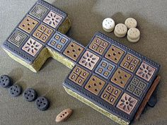 Geometric Game Board: Sumer; Ur the hometown of Patriarch Abraham