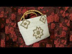 Borsa da mare all'uncinetto tutorial I di II - crochet sea bag - bolso en crochet - - YouTube-2^ parte https://www.youtube.com/watch?v=tc-SHldAfY8