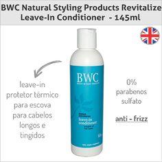 Leave-in da marca Beauty Whithout Cruelty, serve para cabelos lisos e levemente ondulados. Não pesa, é anti-frizz, e protege o fio do calor da escova/chapinha. Feito c/ óleo de jojoba e biotina. Tem cheiro natural de lavanda. Vende online e lojas de produtos de beleza de Londres. Preço Médio: US 7. #cosmeticdetox