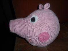 almofadinha Peppa Pig