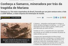"""Este é o """"Bhopal"""" brasileiro. Todos estão fazendo a sua parte, mas a mineradora foi incapaz de contratar supermercado, farmacia, etc para ajudar a população.  Em um País da impunidade, nada vai acontecer com a mesma. Uma vergonha pelo dinheiro que ganham as custa do povo brasileiro."""