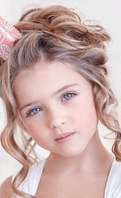 Mirada de niña Dasha Kreis