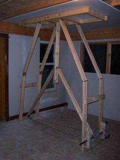 can you build your own drywall lift?....done!-lift-done.jpg