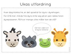 ukas utfordring Numeracy, Word Problems, Classroom, Chart, Teaching, Activities, Education, Children, School
