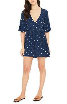 e476cfa022b FAITHFULL THE BRAND Designer Polka Dot Dress