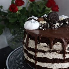 Oreo juustokakku, Oreo cheesecake