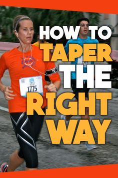 How to taper the right way, avoid taper madness and last minute race prep Keep Running, Running Tips, Running Form, Training Plan, Running Training, Endurance Training, Running Humor, Training Equipment, Half Marathon Training