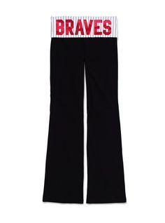 Atlanta Braves Yoga Pant