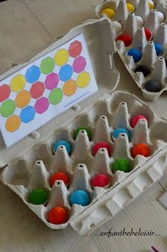 Lernen Sie PDF-Farben zum Drucken - Freizeit Baby Kind, You are in the right place about Montessori Education teaching Here we offer you the most beautiful pictu Preschool Learning Activities, Educational Activities, Toddler Activities, Preschool Activities, Kids Learning, Toddler Fun, Toddler Crafts, Crafts For Kids, Montessori Education