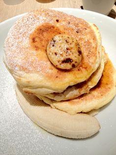pancake #5 :bills お台場