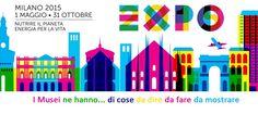 AlcaMaglie: Ah…se a maggio #Expo2015 coinvolgesse tutti i #Musei d' #Italia come la #MuseumWeek :-)!!!!