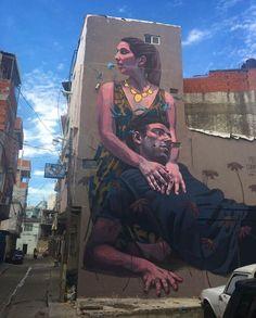 milu-correch-argentina - 2017 #streetart #streetartgalerie #newmural #streetarteverywhere