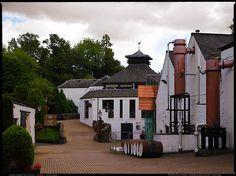 Glenturret Distillery near Crieff · Scotland