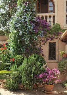 Geheimtipp #Mallorca?! Versteckte und romantische Refugien ... als Inspiration für zu Hause! DVA © Jürgen Becker #Garten #mediterran http://paulineshouse.com/geheimtipp-mallorca-garten/#more-4780