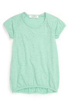 Joah Love Raglan Tunic (Baby Girls) | Nordstrom