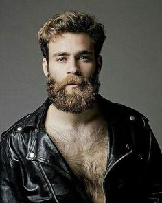 Scruffy Men, Hairy Men, Bearded Men, Ginger Men, Ginger Beard, Great Beards, Awesome Beards, Beard Styles For Men, Hair And Beard Styles