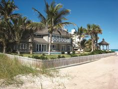 images east coast luxury houses | LUXURY OCEANFRONT HOMES, VERO BEACH FLORIDA, WATERFRONT LIFESTYLE