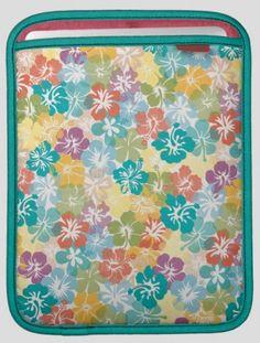 Bahamas hibiscus flower iPad sleeve by JunkyDotCom at Zazzle http://www.zazzle.com/bahamas_hibiscus_ipad_sleeve-205883101106307943?rf=238087280021604351 #mothersday $48.65