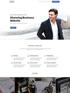 Wordpress Website Design, Business Website, Ecommerce, Social Media, Social Networks, E Commerce