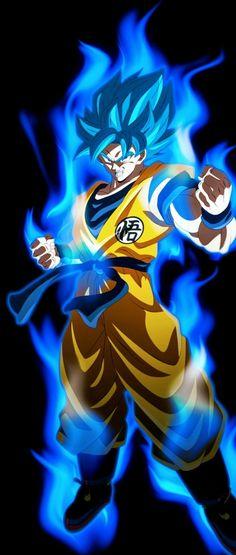 Anime Goku Ultra Instinct T-shirt Dragon Ball Image, Dragon Ball Gt, Blue Dragon, Foto Do Goku, Goku Wallpaper, Animes Wallpapers, Science Fiction, Fanart, Heroes Book